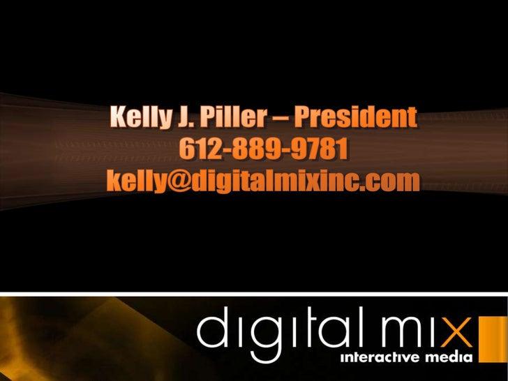 Kelly Piller Resume 2009b