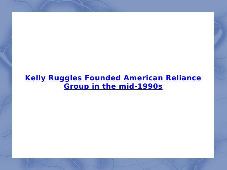 Kelly Ruggles