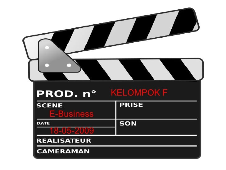 KELOMPOK F E-Business 18-05-2009