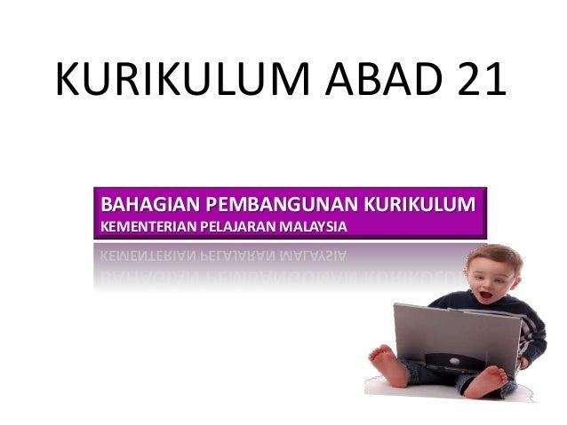 Kemahiran abad 21