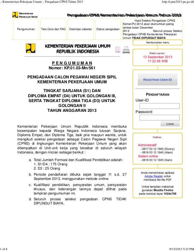 Kementerian pekerjaan umum   republik indonesia [pu net]
