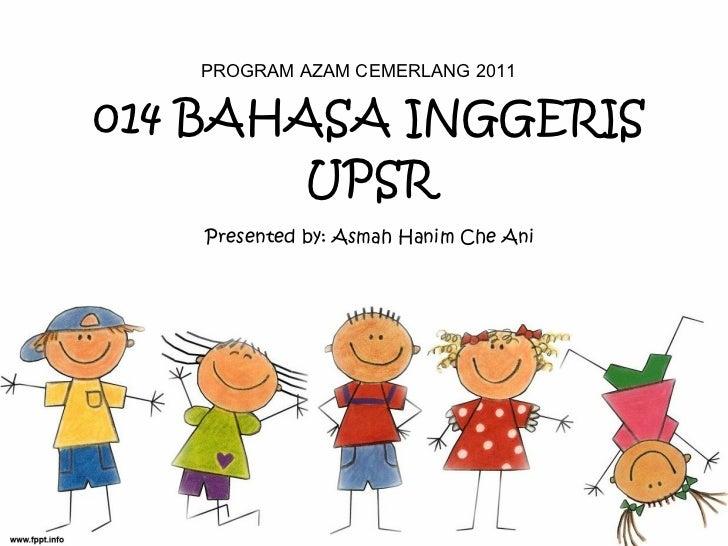Program Azam Cemerlang 2011