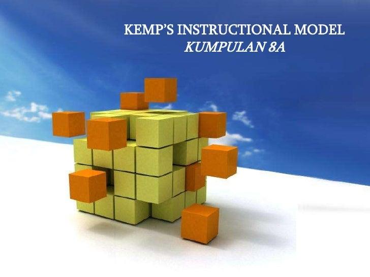 KEMP'S INSTRUCTIONAL MODEL          KUMPULAN 8A Free Powerpoint Templates                             Page 1