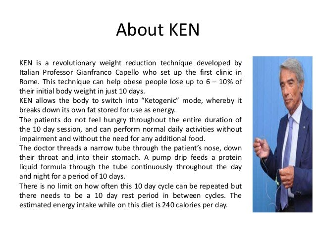 About KENKEN is a revolutionary weight reduction technique developed byItalian Professor Gianfranco Capello who set up the...