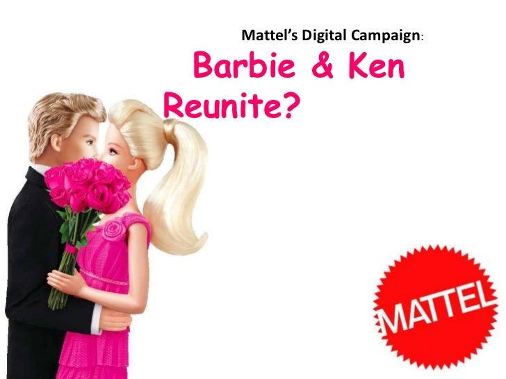 Ken + barbie