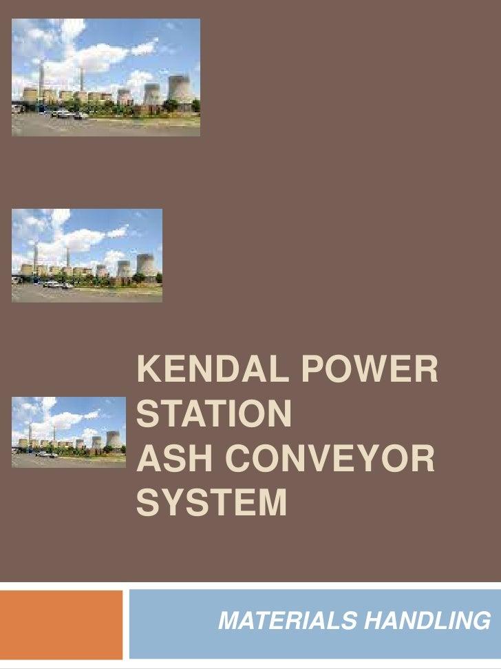 Kendal power station