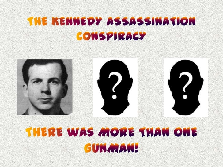 Kennedy assassination conspiracy   conspiracy conquerors