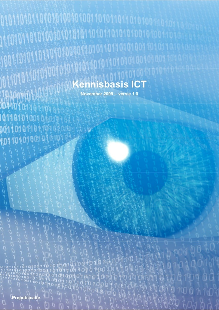 Kennisbasis Ict1