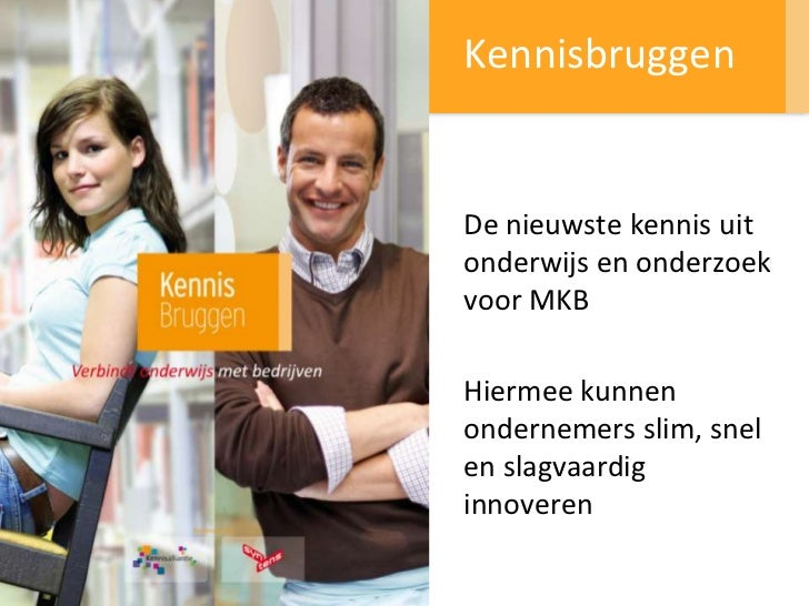 Kennisbruggen presentatie