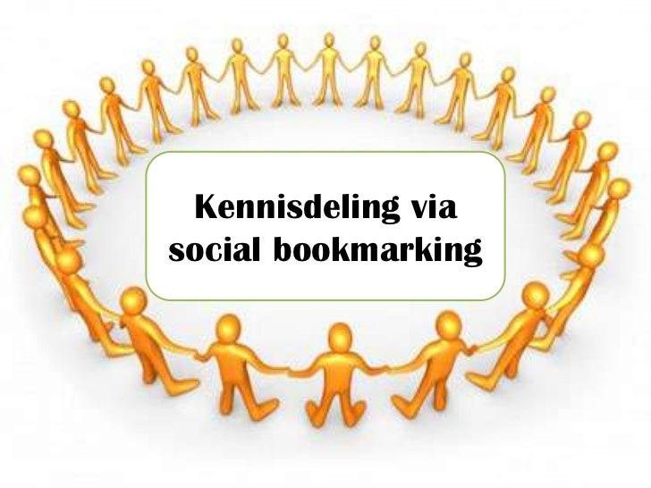 Kennisdeling via social bookmarking voor slideshare