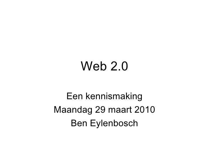Kennismaking Web 2 0   Haacht