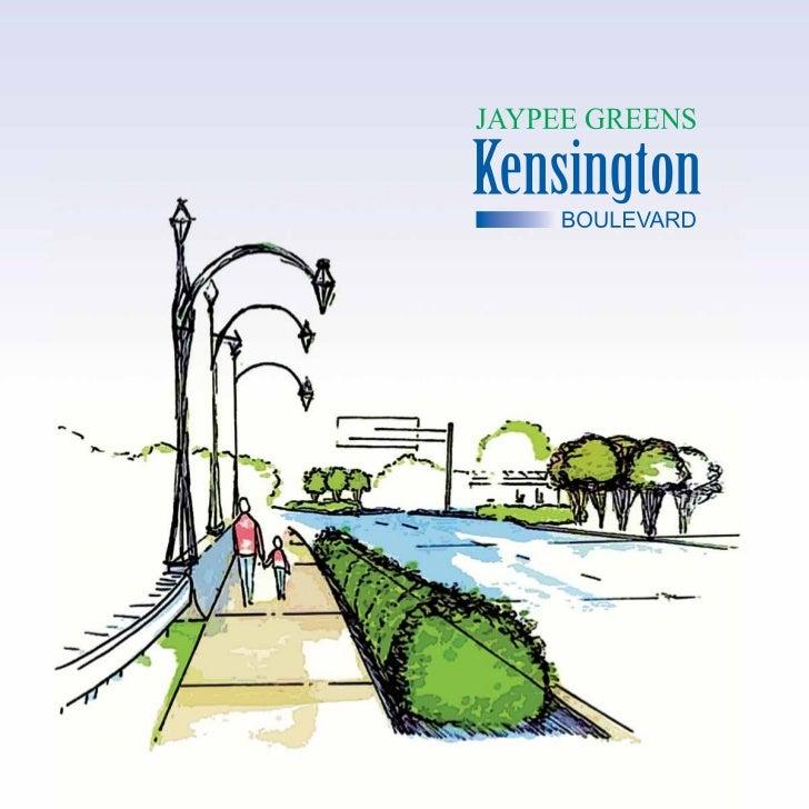 Kensington boulevard-jaypee -e-brochure- call 91 9958959555