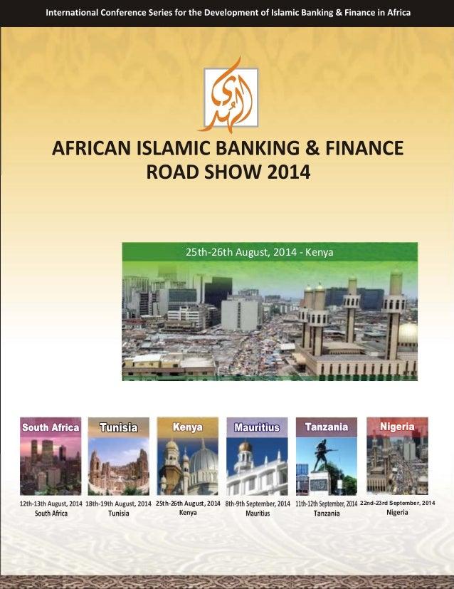 African Islamic Banking & Finance Road show 2014 in Kenya