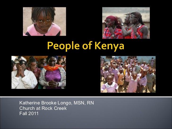 Kenya culture ppt
