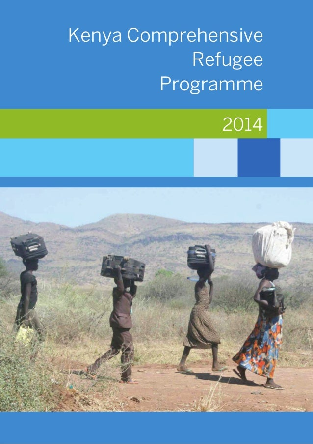 Kenya Comprehensive Refugee Programme 2014