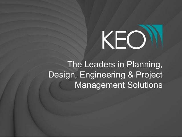 The Leaders in Planning,Design, Engineering & Project      Management Solutions