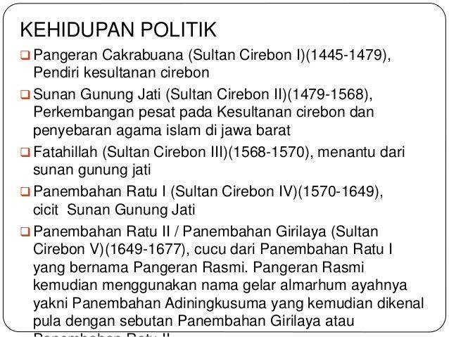 Kerajaan Tradisional di Indonesia
