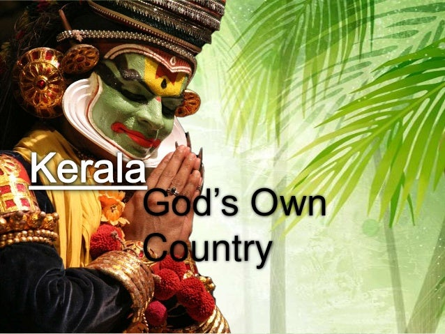 Write my kerala gods own country essay
