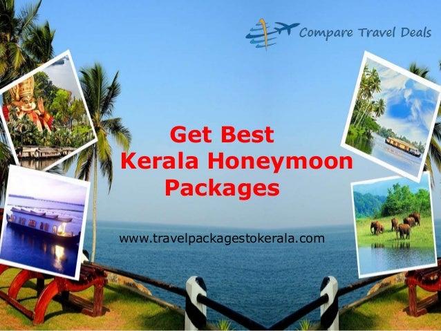 Kerala honeymoon tour packages  -  travelpackagestokerala.com
