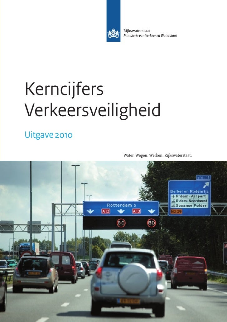 KerncijfersVerkeersveiligheidUitgave 2010