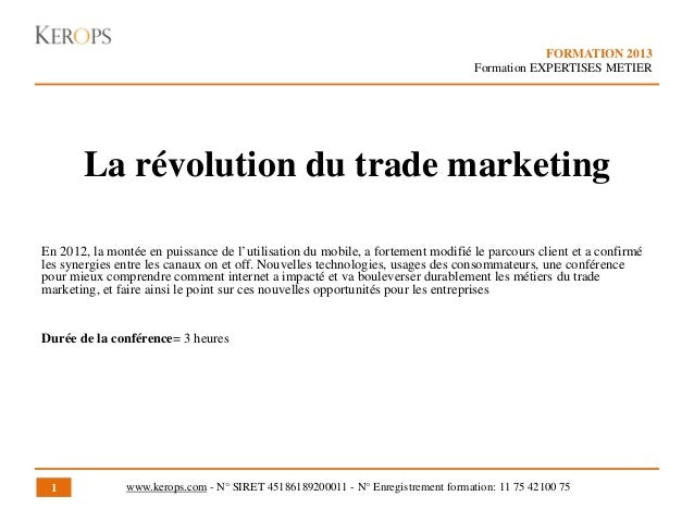 FORMATION 2013                                                                                  Formation EXPERTISES METIE...