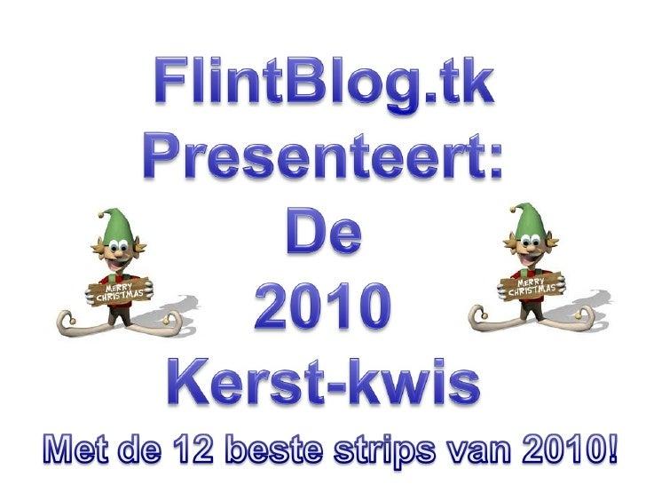 Kerst kwiz 2010