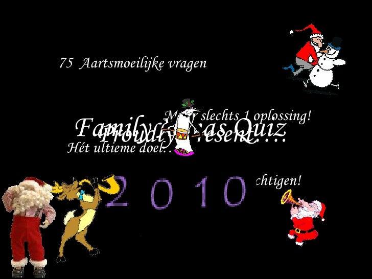 Kerstquiz2010.