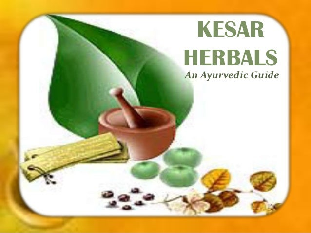 Kesar herbals ayurvedic product manufacturer, supplier and exporter