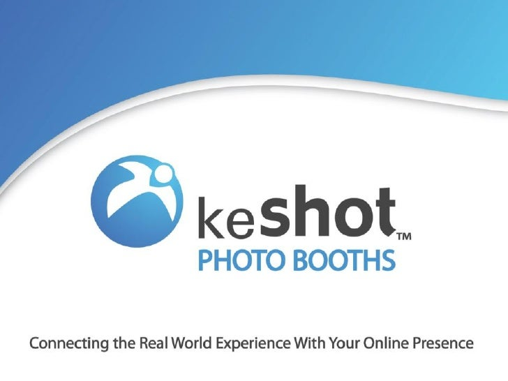 Keshot Photo Booth Presentation