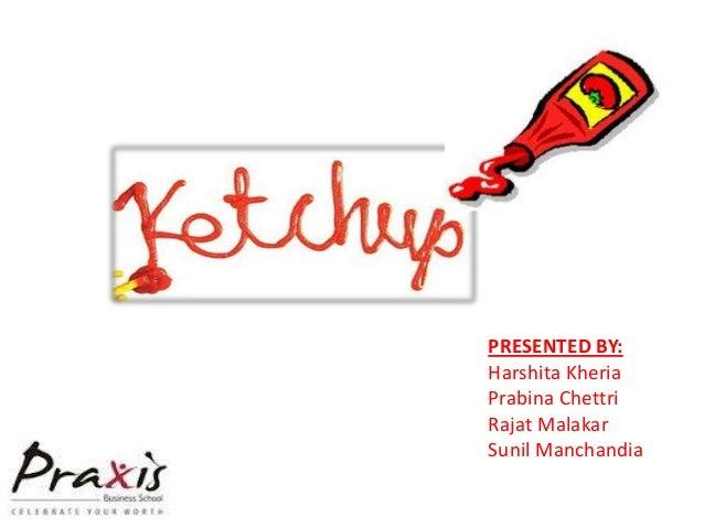 Ketchup brand extensiom