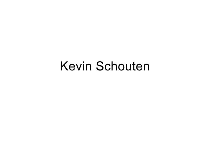 Pecha Kucha Kevin S