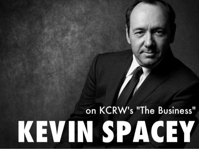 Kevin Spacey on the Power of Creatives
