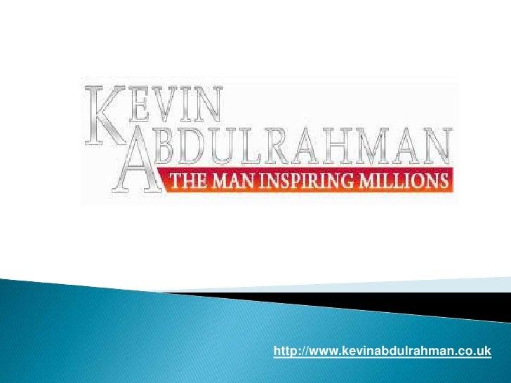http://www.kevinabdulrahman.co.uk