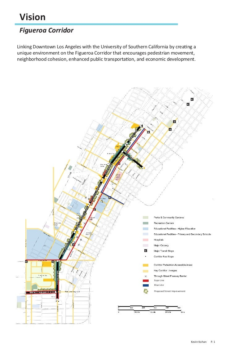 Revitalizing The Figueroa Corridor