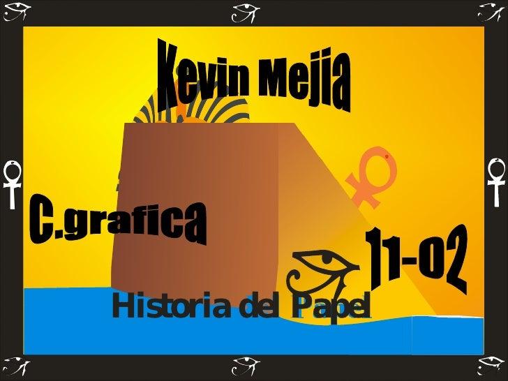 Kevin Mejia 11 02