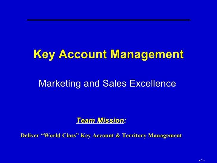 Key account management_plan
