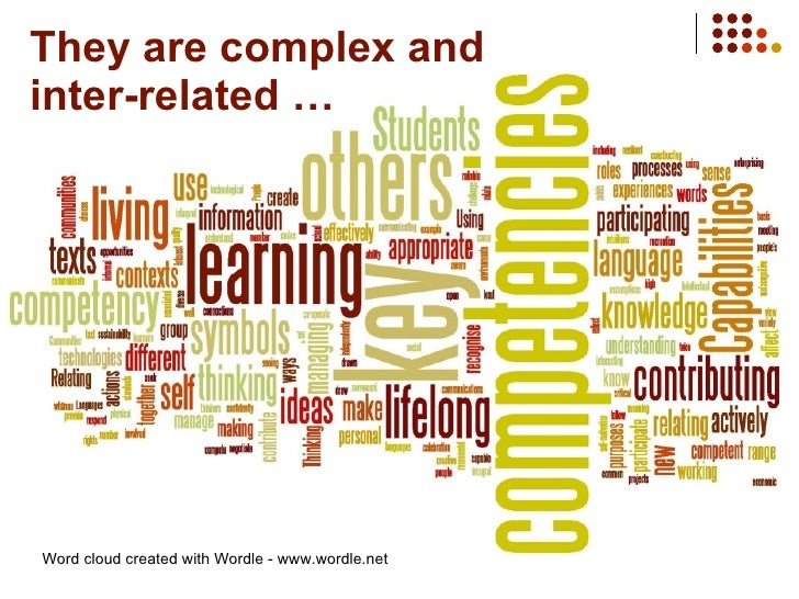key competencies