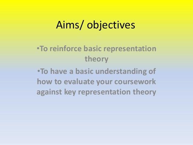 Key concept representation
