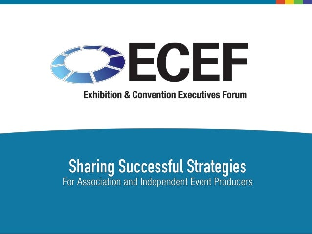 Sharing Successful Strategies for Association and Independent Show Producers