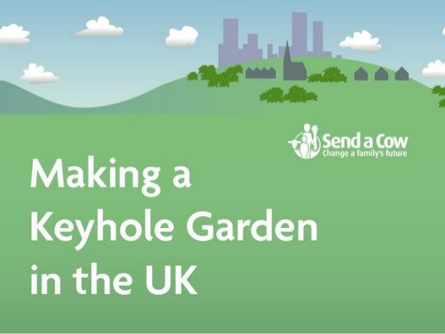 Keyhole Garden - UK -
