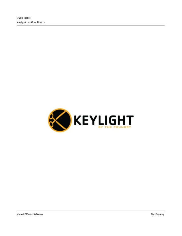Keylight 1.2 ae