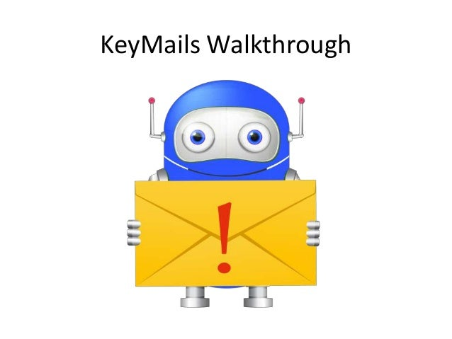 KeyMails Walkthrough
