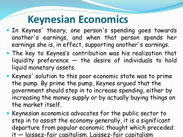 the classical and keynesian theories essay