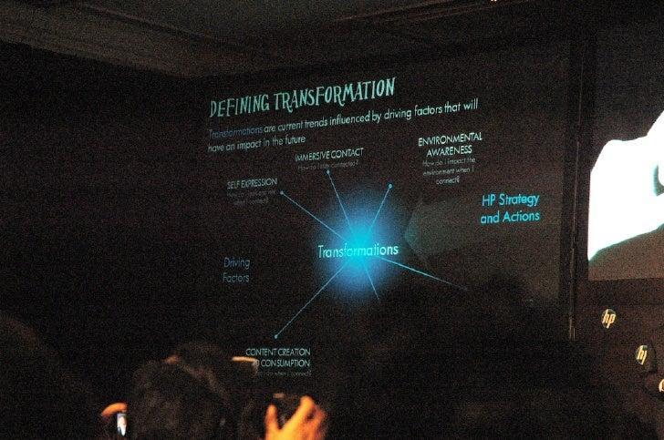 Hp Design Keynote Presentation