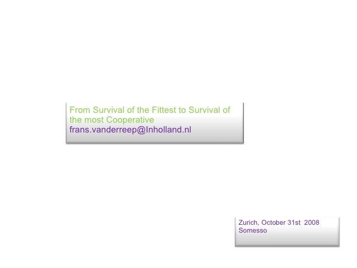 Keynote 1   Frans Van Der Reep Final