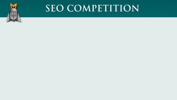 Unmask Your Google Competition