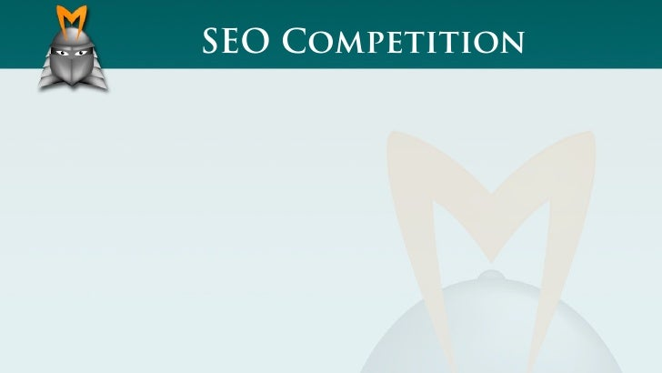 SEO Competition
