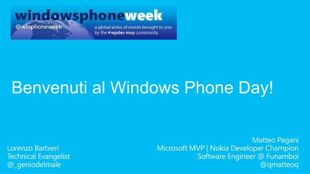 App Studio is a web-based tool that allows you to enter the world of building Windows Phone apps simply by combining your ...