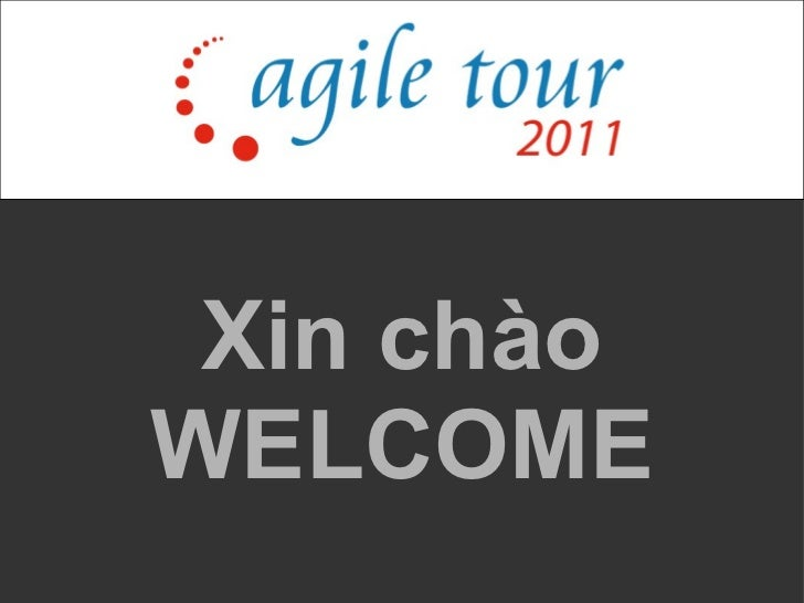 Keynote agile-in-vietnam