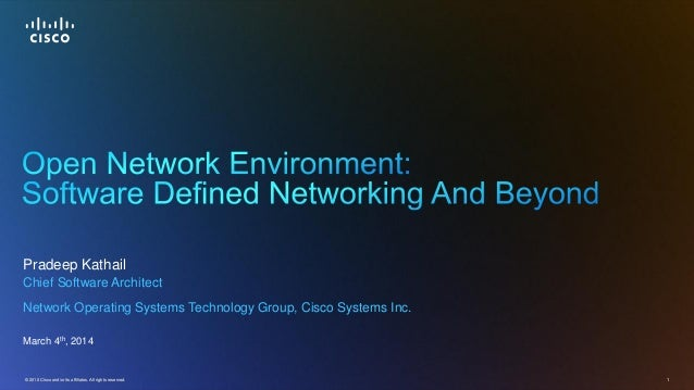 © 2012 Cisco and/or its affiliates. All rights reserved. 1© 2010 Cisco and/or its affiliates. All rights reserved. 1 Prade...